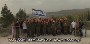 Beret-Trek-Special-in-Uniform